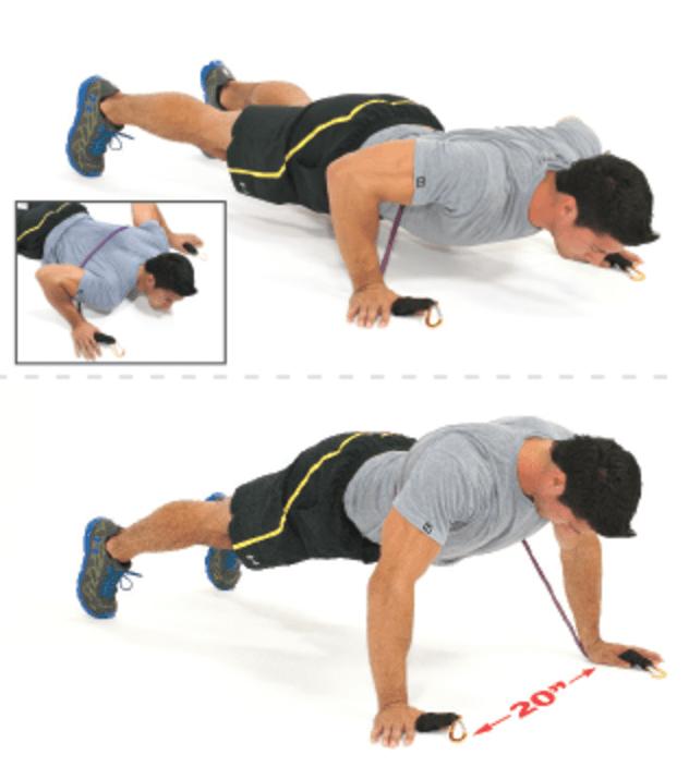 Elastique de musculation pour s entrainer à la maison   vraiment utile   825f12fb1ce