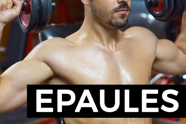 exercices epaules