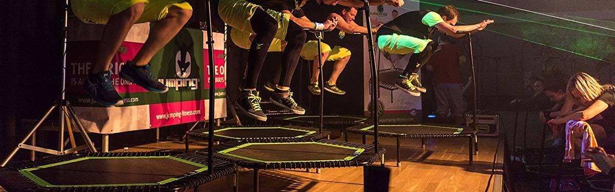 Trampoline fitness : bienfaits, comparatif des meilleurs