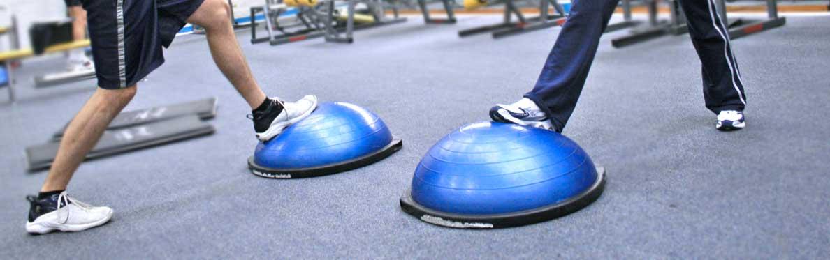 BOSU (ballon d'équilibre) : Conseils d'achat, exercice et